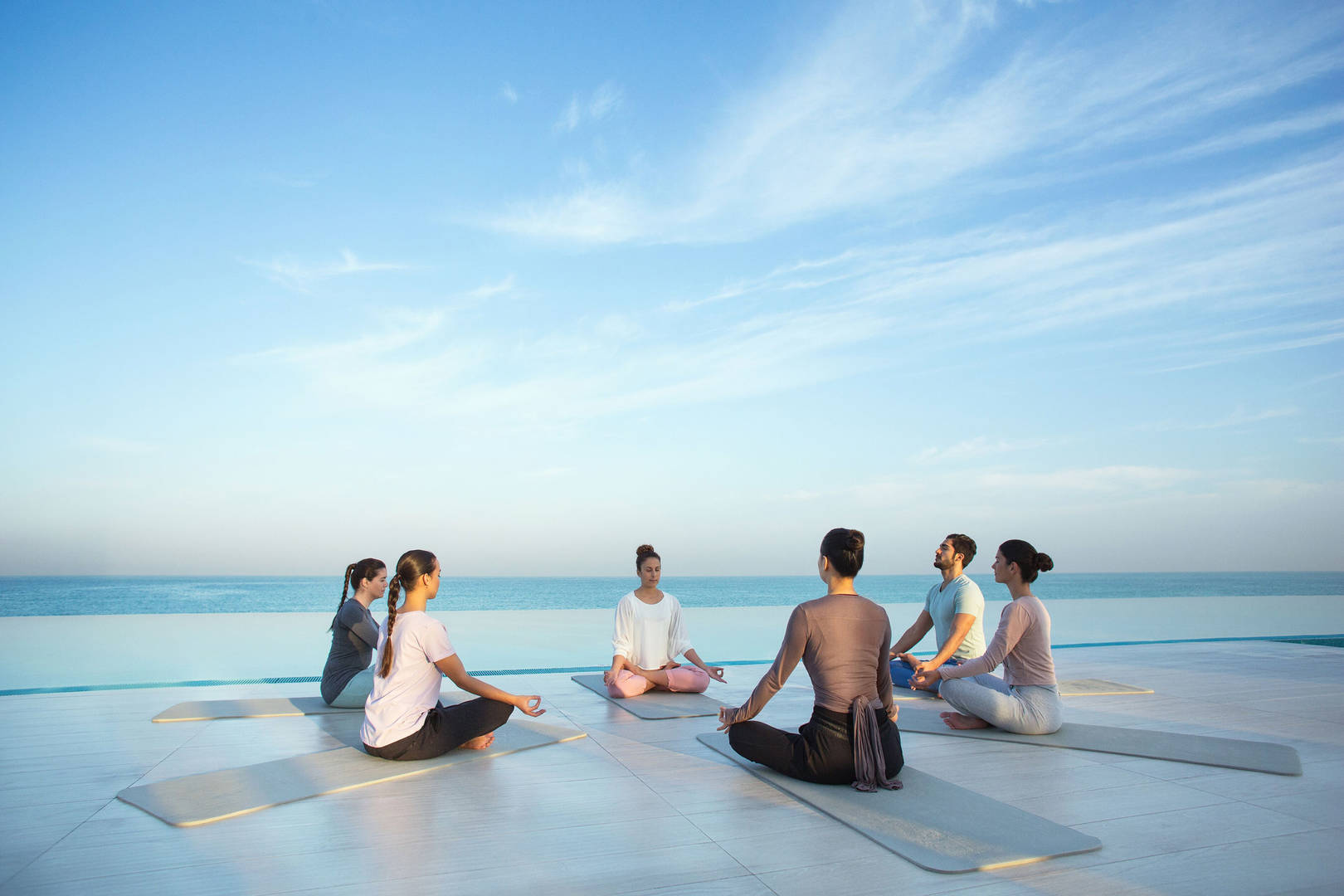 Lifestyle Yoga in Dubai