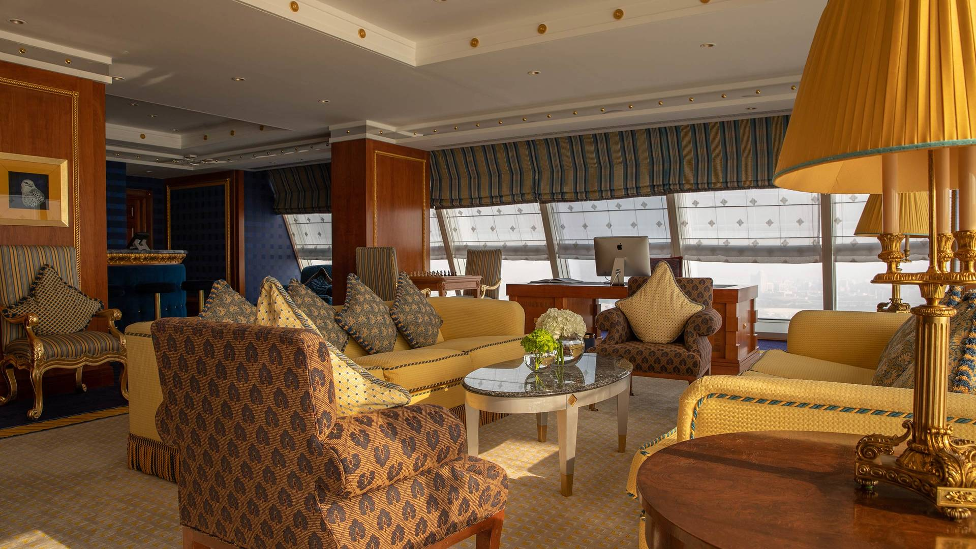 Jumeirah Burj Al Arab Presidential suite living room_16-9