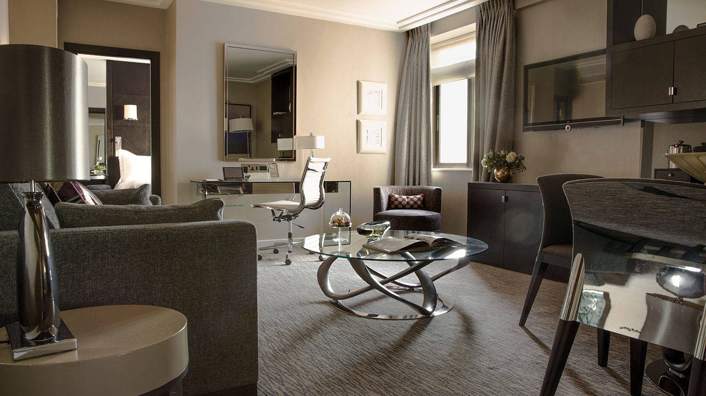 Jumeirah Carlton Tower Executive Suite Lounge