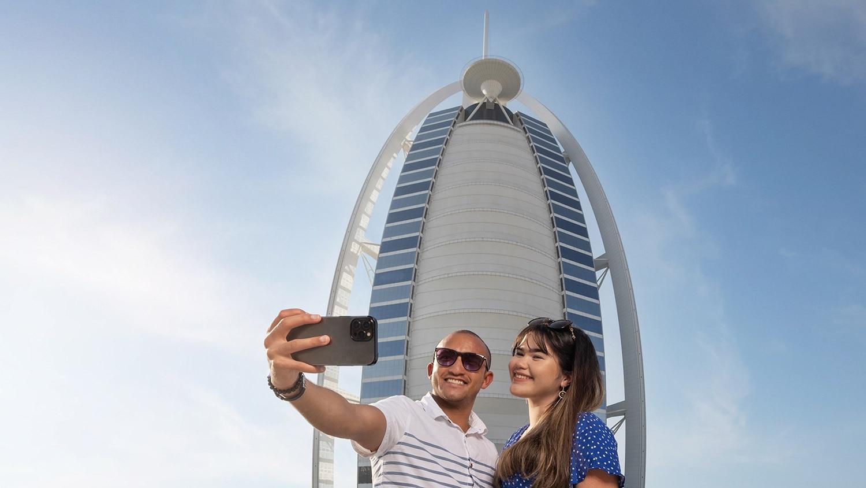 Inside Burj Al Arab Iconic Photo Moments