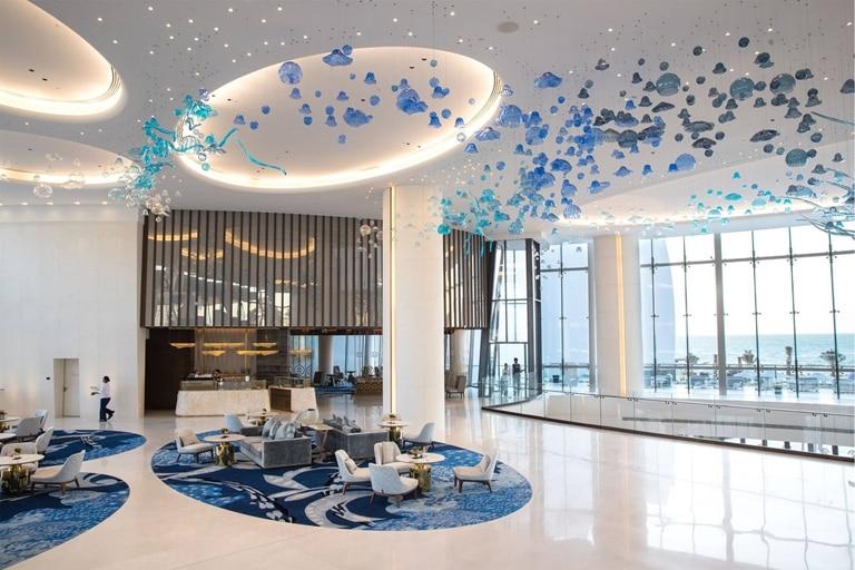 Saadiyat hotel