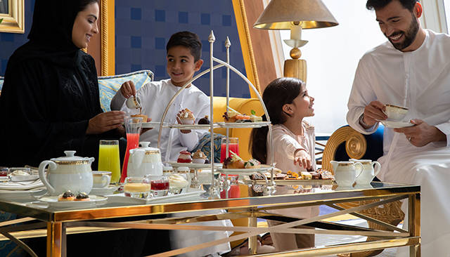 Family Afternoon Tea The Essentials of Afternoon Tea