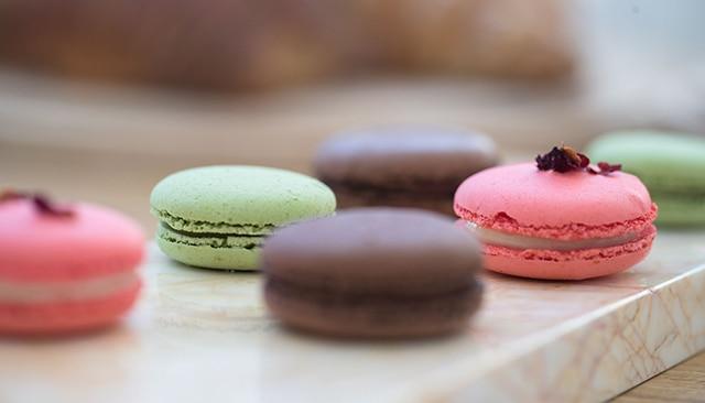 Macarons – Die Grundlagen des arabischen Nachmittagstees