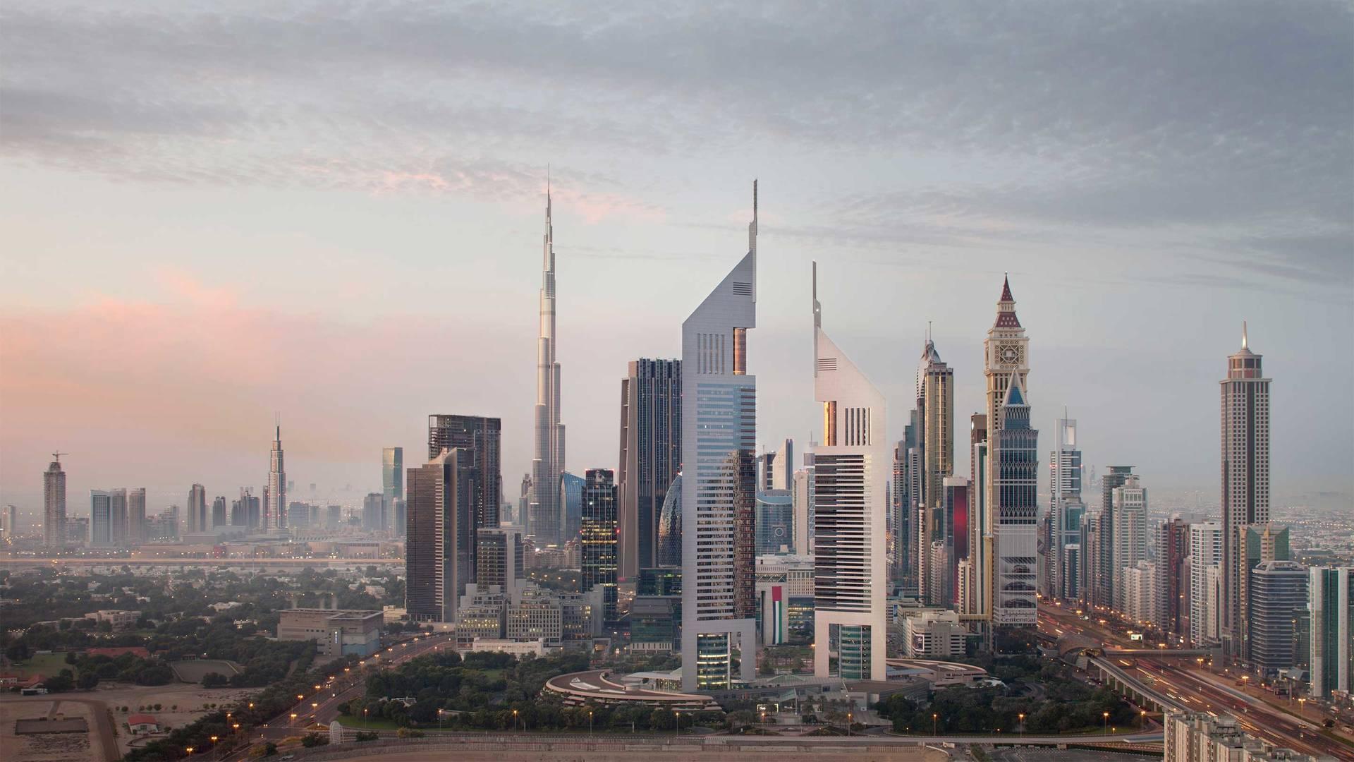 16-9_Jumeirah Emirates Towers — архитектурный облик 4