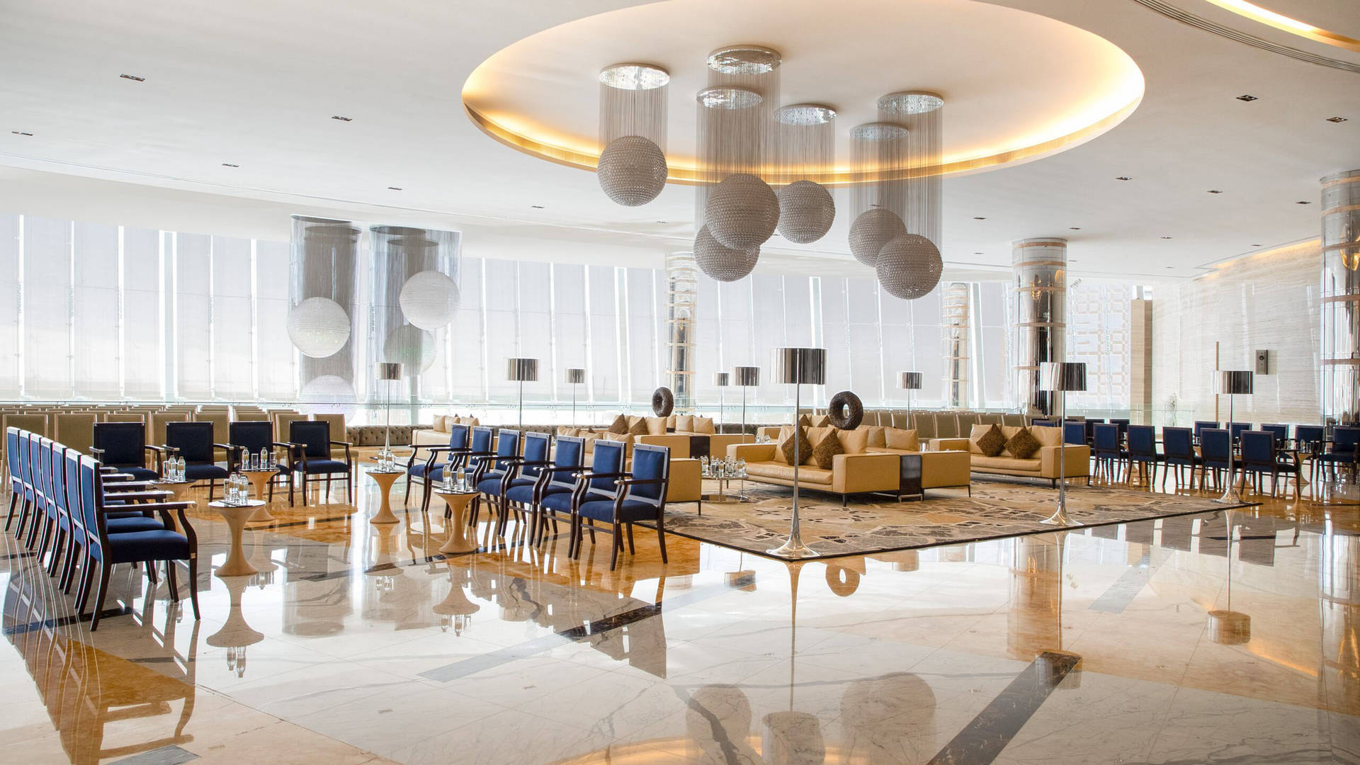 Jumeirah at Etihad Towers conference room