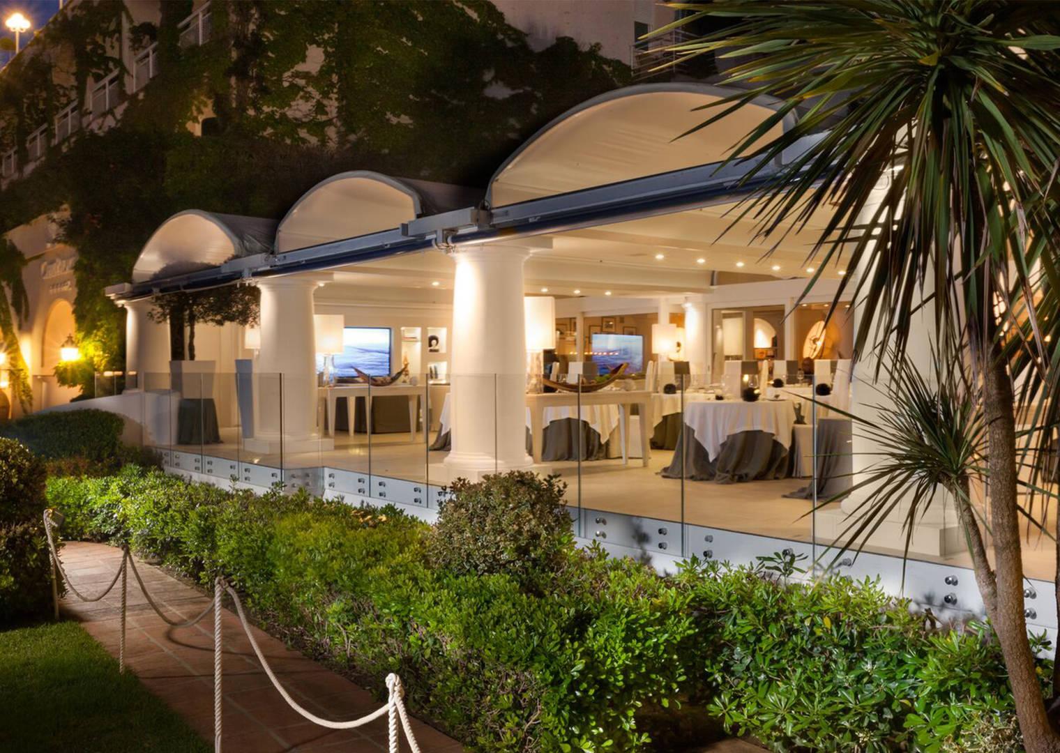 Content Jumeirah Capri Palace  LOlivo
