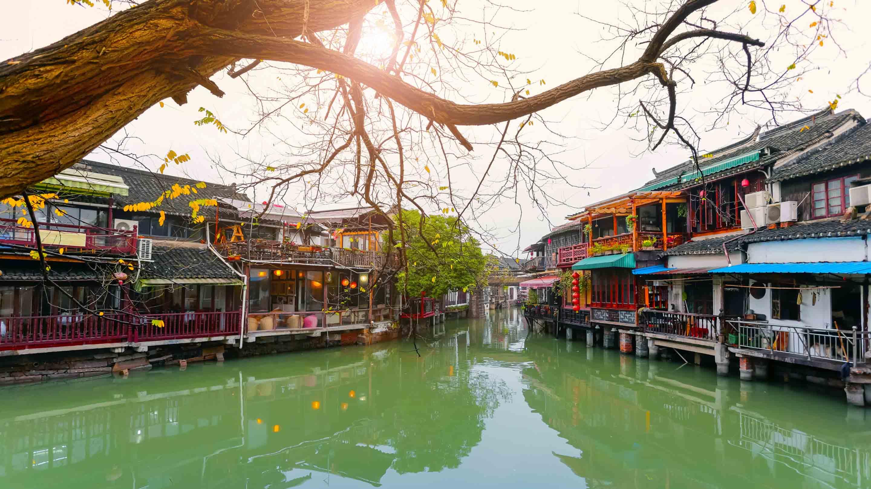 Zhuiajue Shanghai