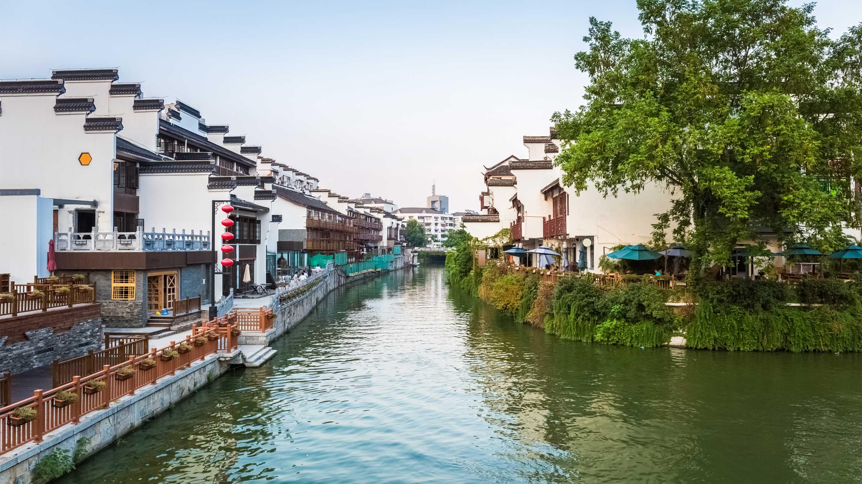 Река Циньхуай
