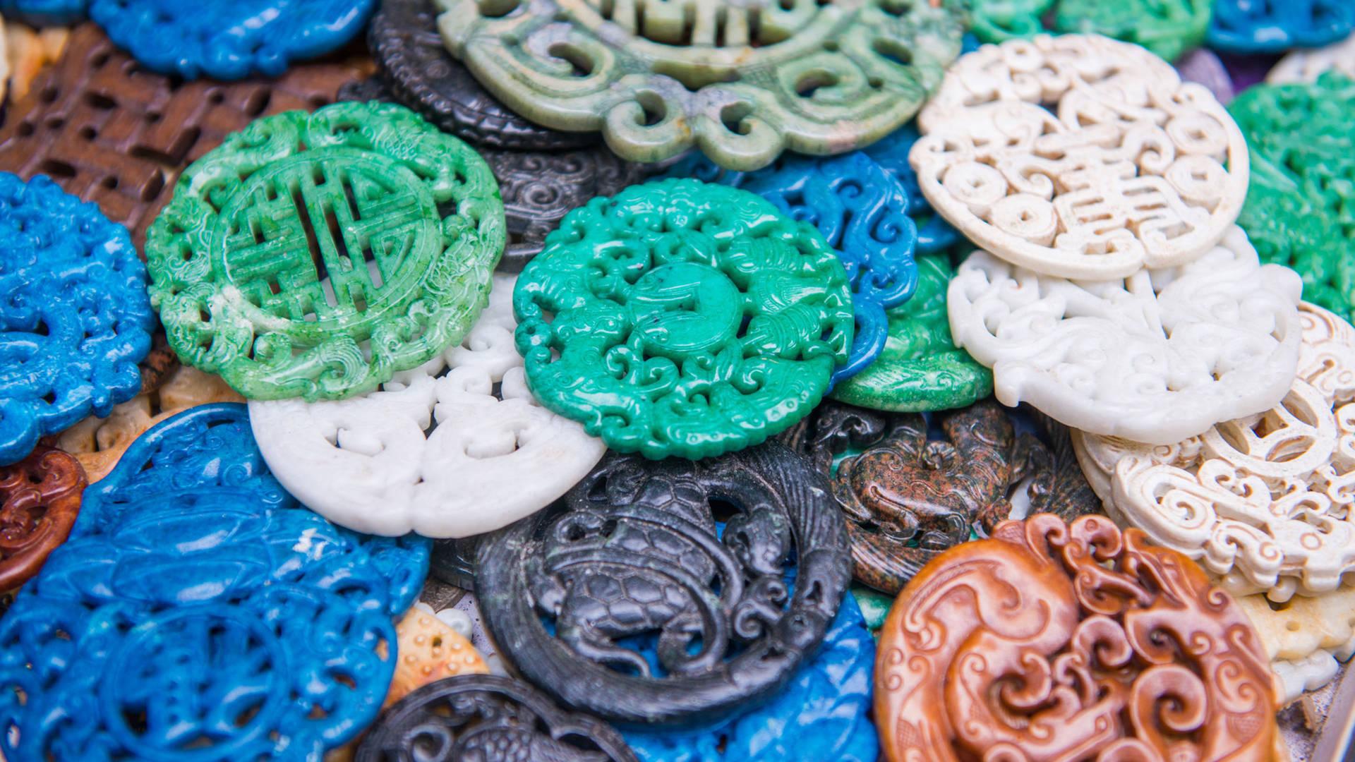 amulets shopping guangzhou