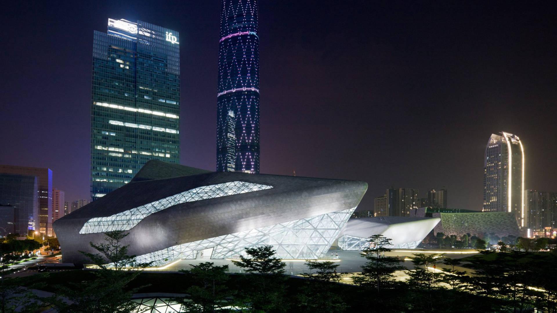 Guangzhous Opera House