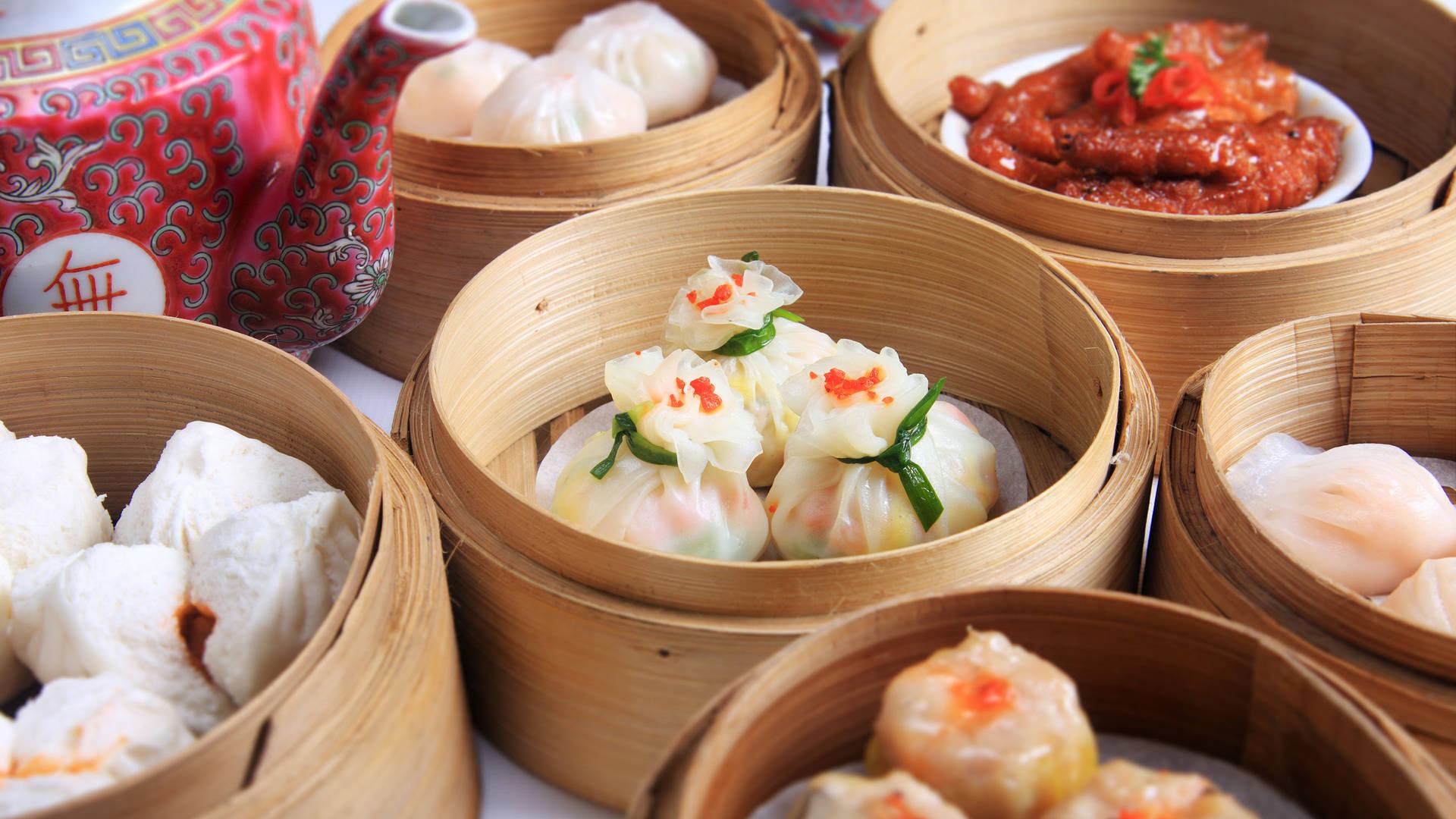 View of a dish in Guangzhou