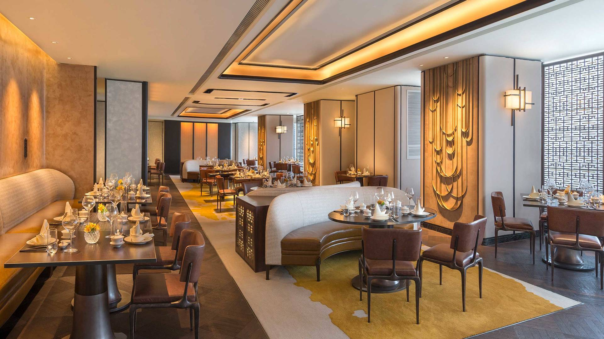 نانجينغ - جميرا نانجينغ، مطعم لو تشاو 16-9
