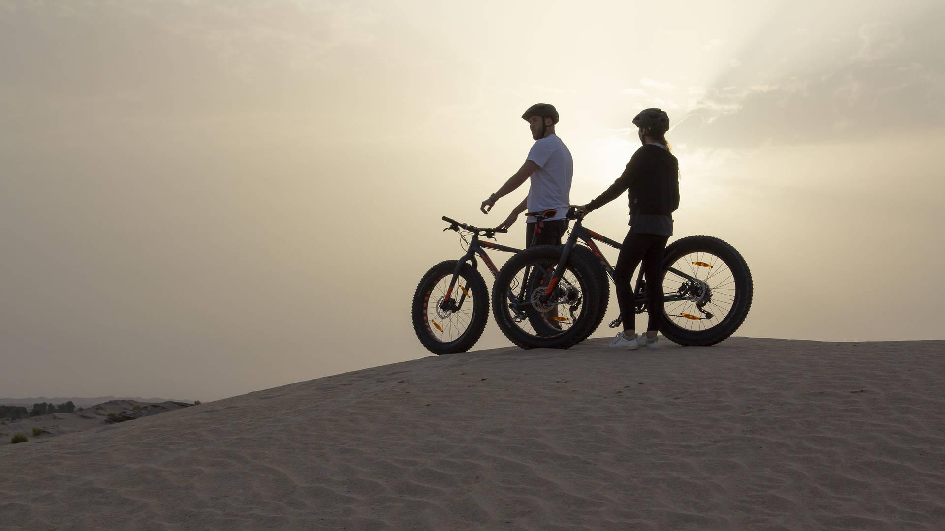 desert reasons to visit Dubai