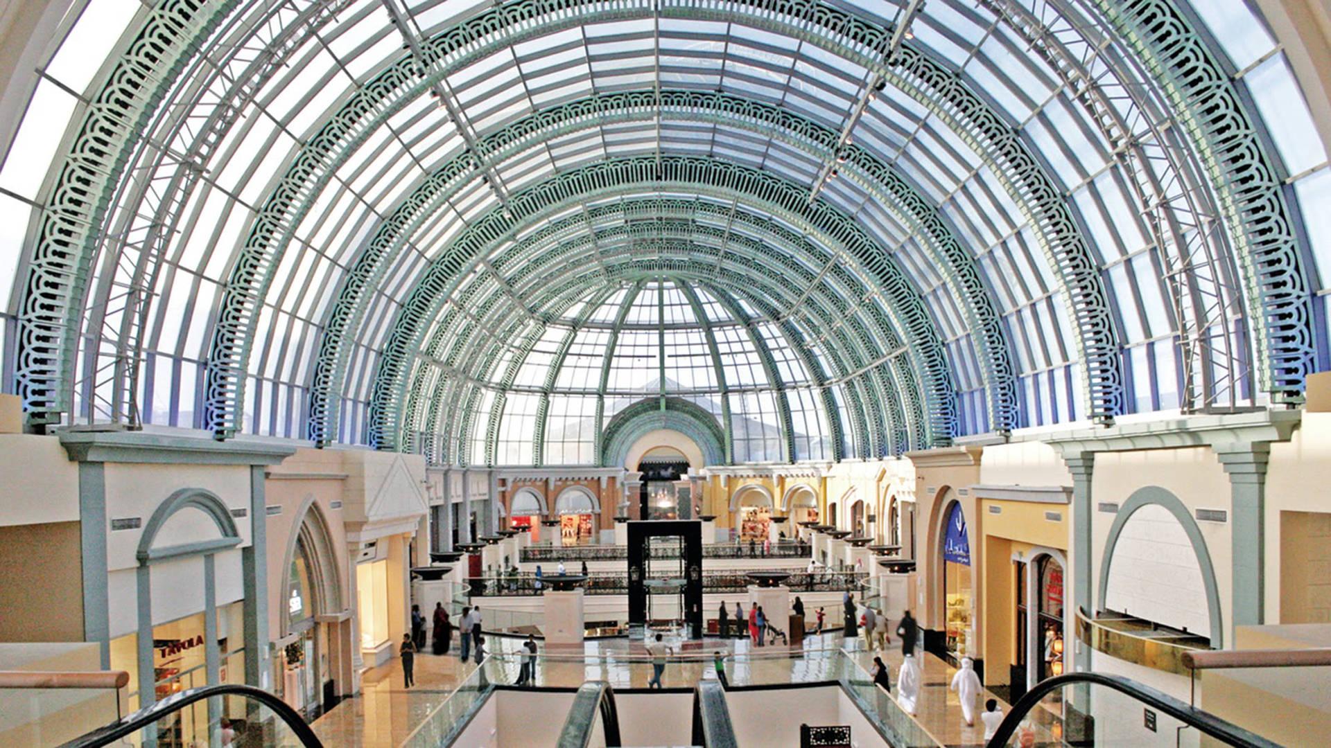 mall of the emirates shopping christmas dubai