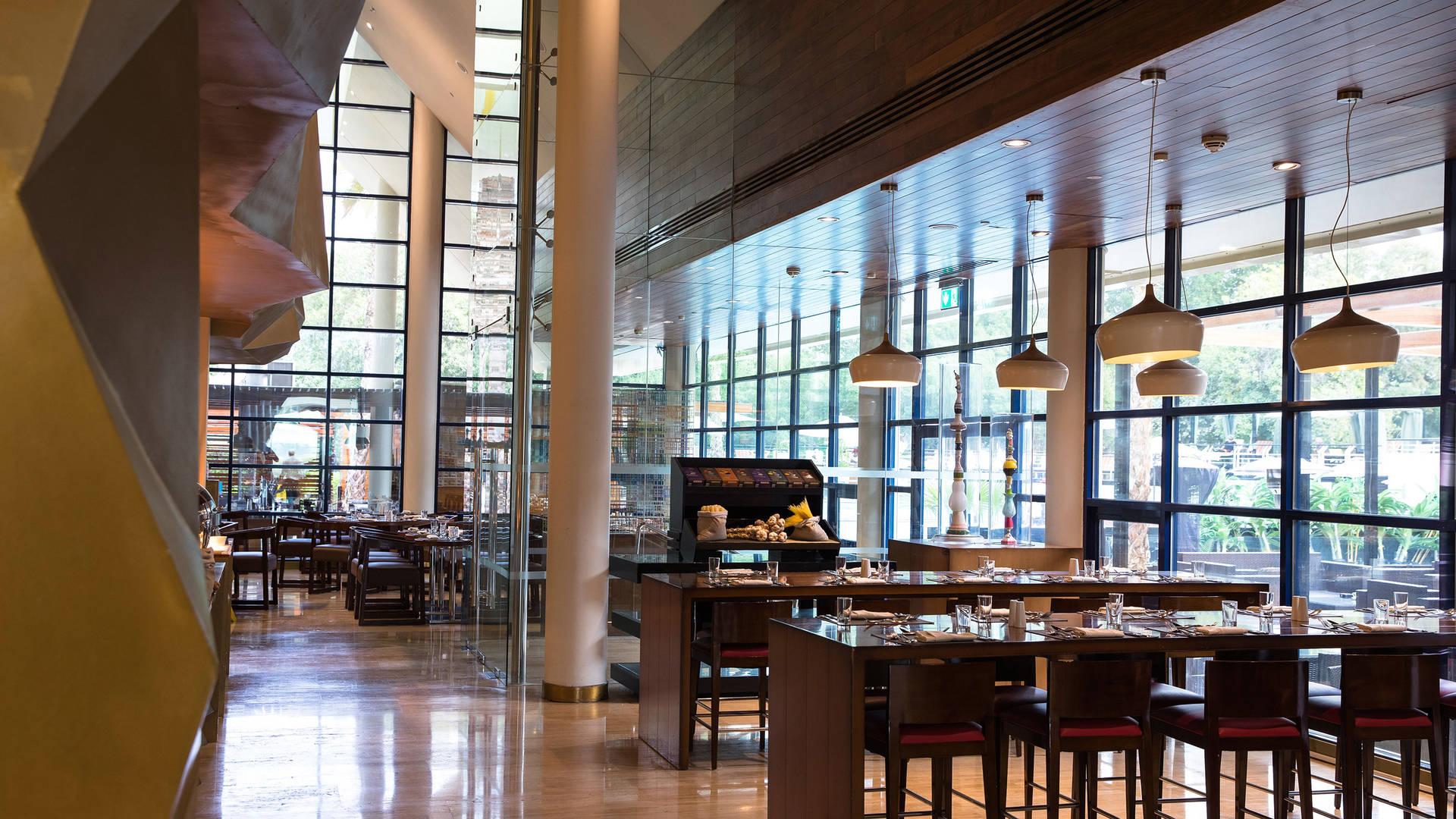 Nomad im Jumeirah-Creekside-Hotel