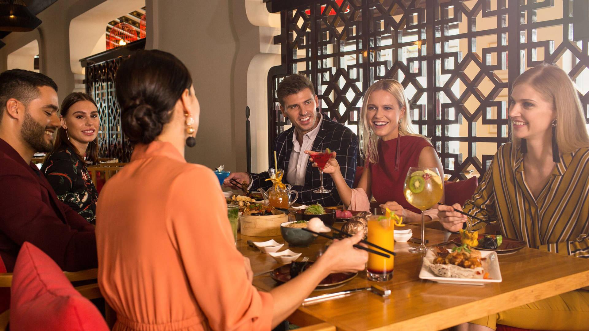 Zheng Hes Restaurant Dubai