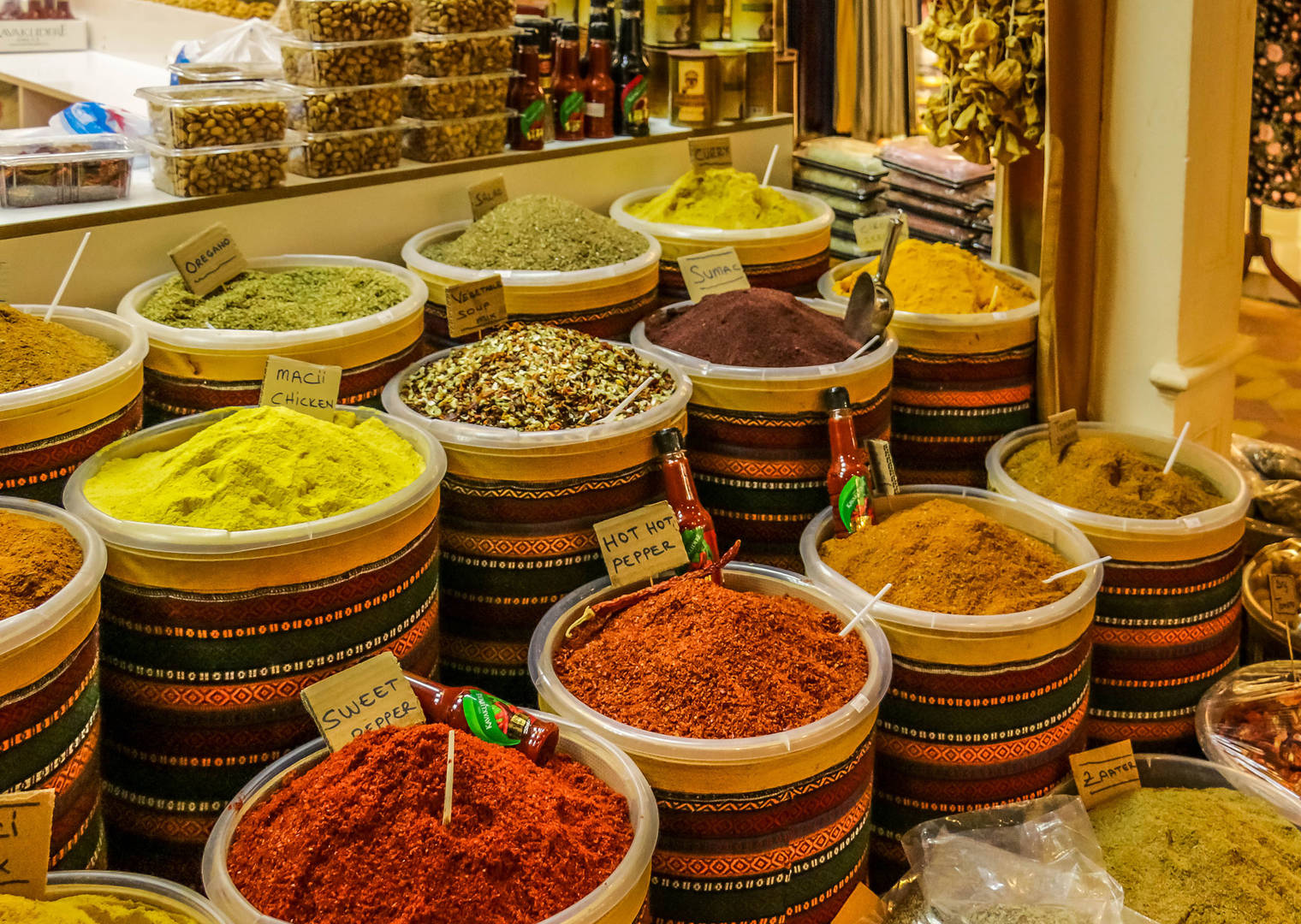 Food global village
