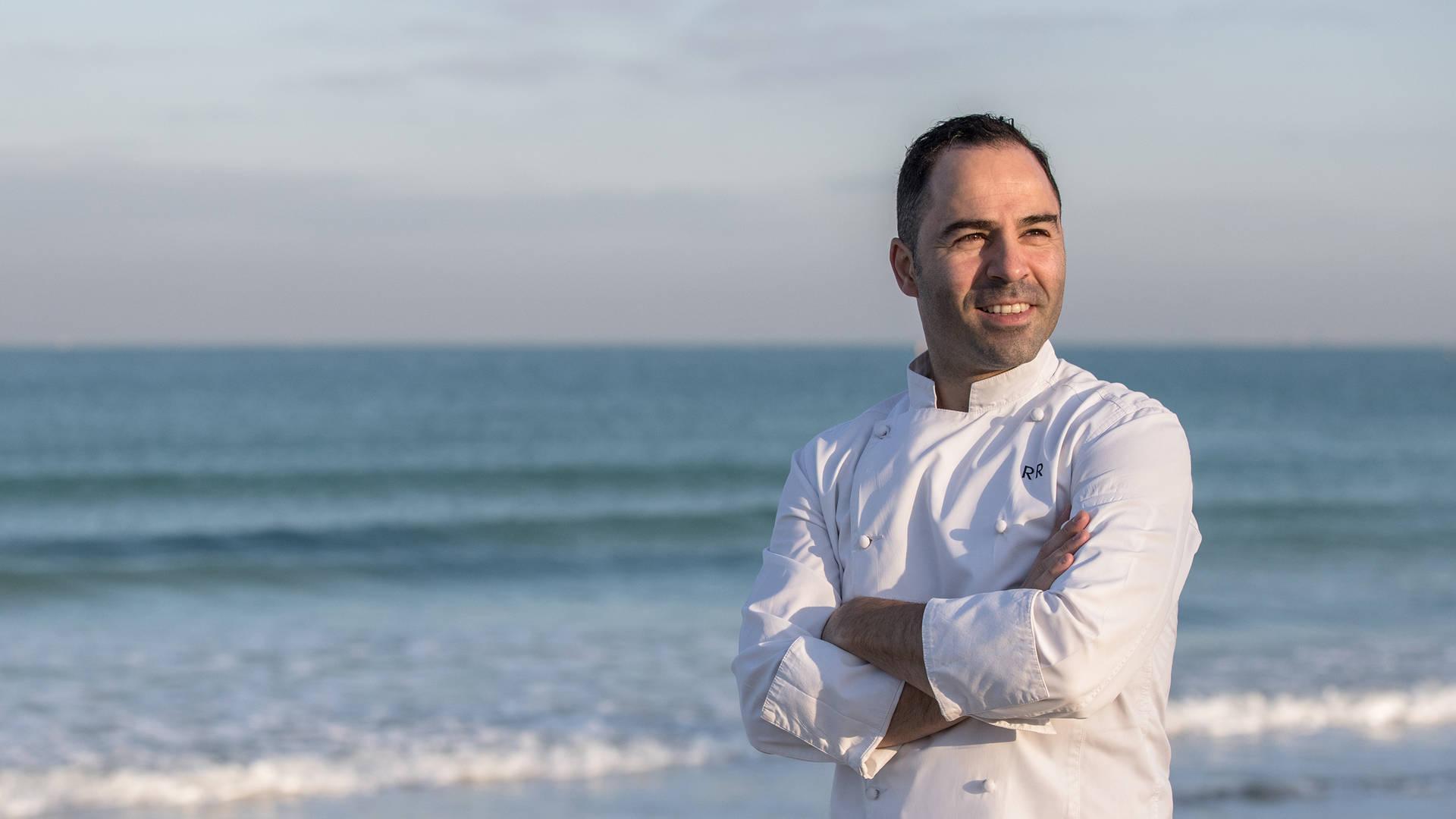 Jumeirah's Michelin-starred chef Roberto Rispoli