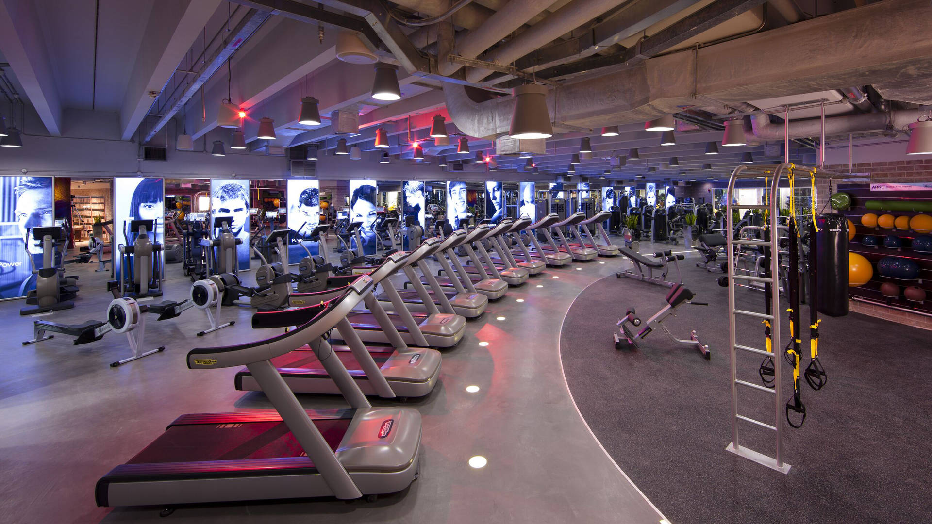Jumeirah Emirates Towers Talise Fitness Gym