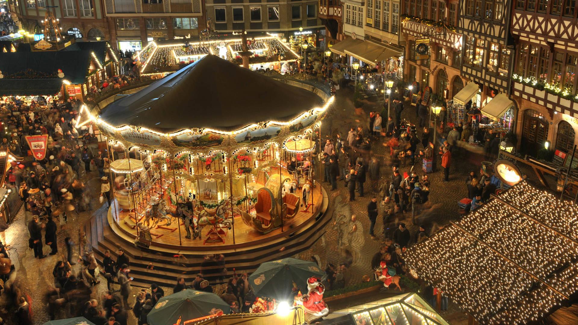 frankfurt market festive season