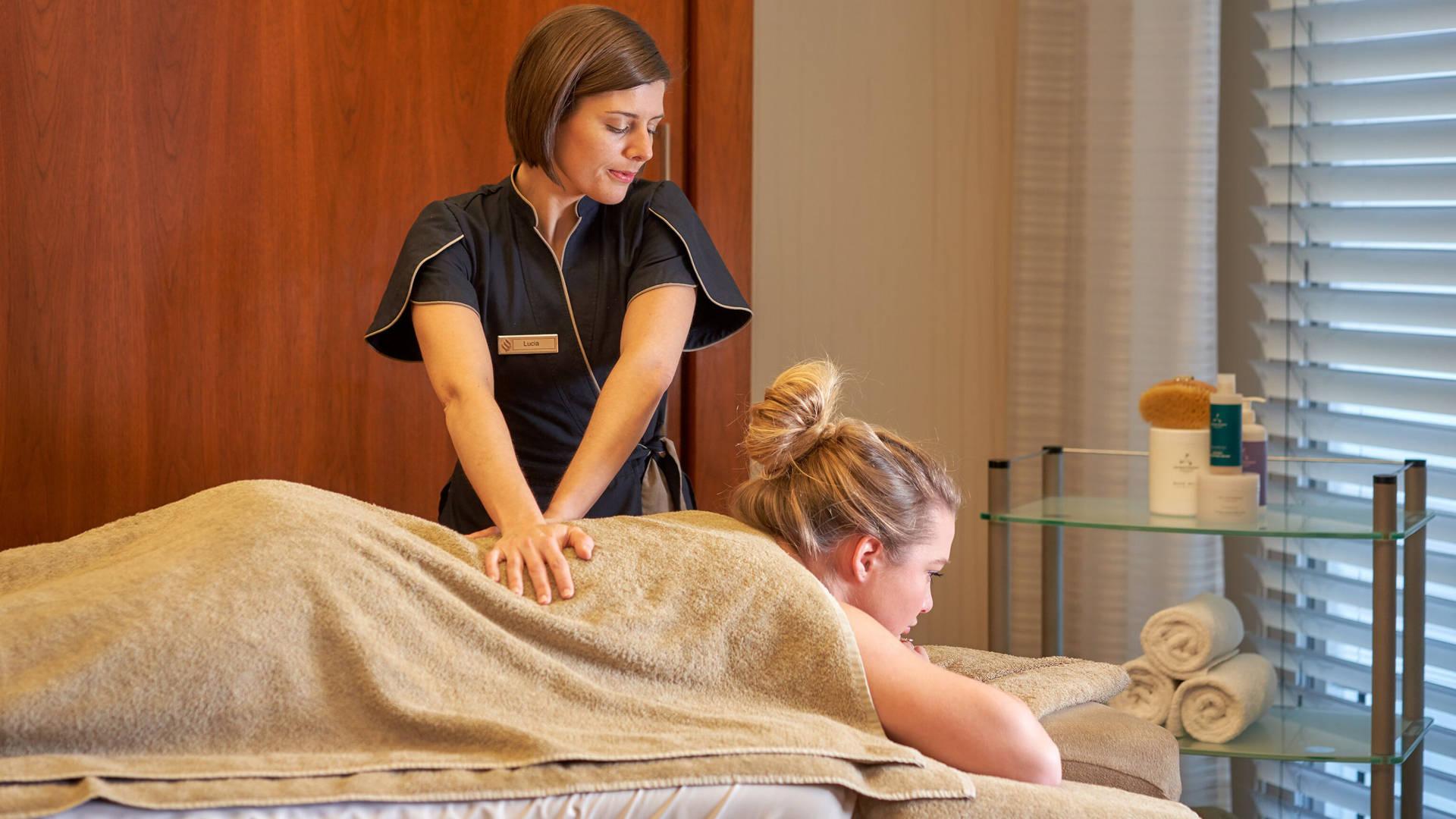 Frankfurt Talise Spa Massage Treatment