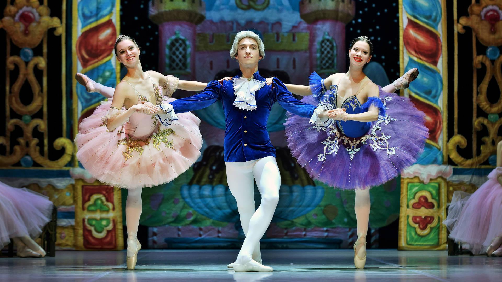 ballet dubai festive