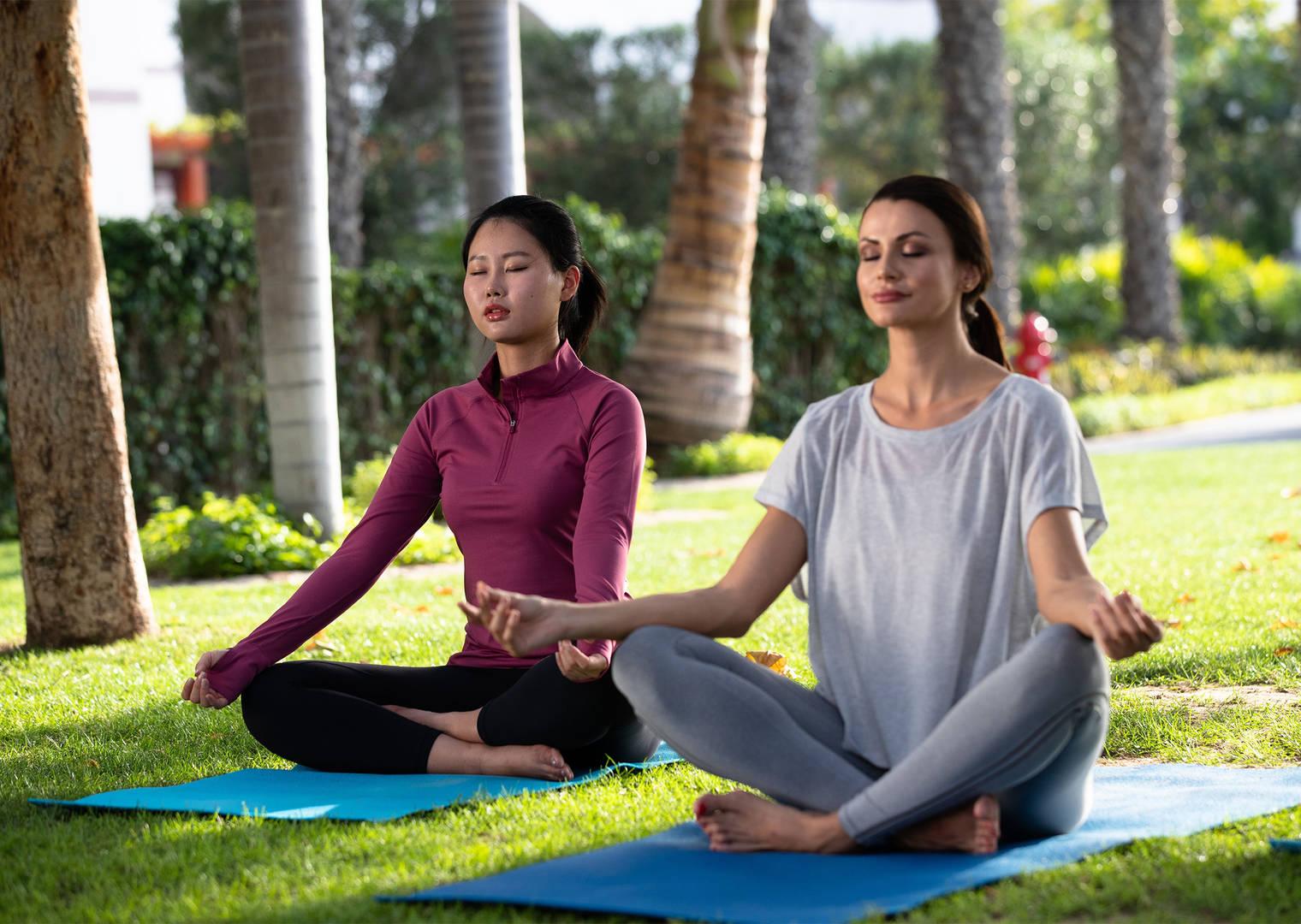 content yoga