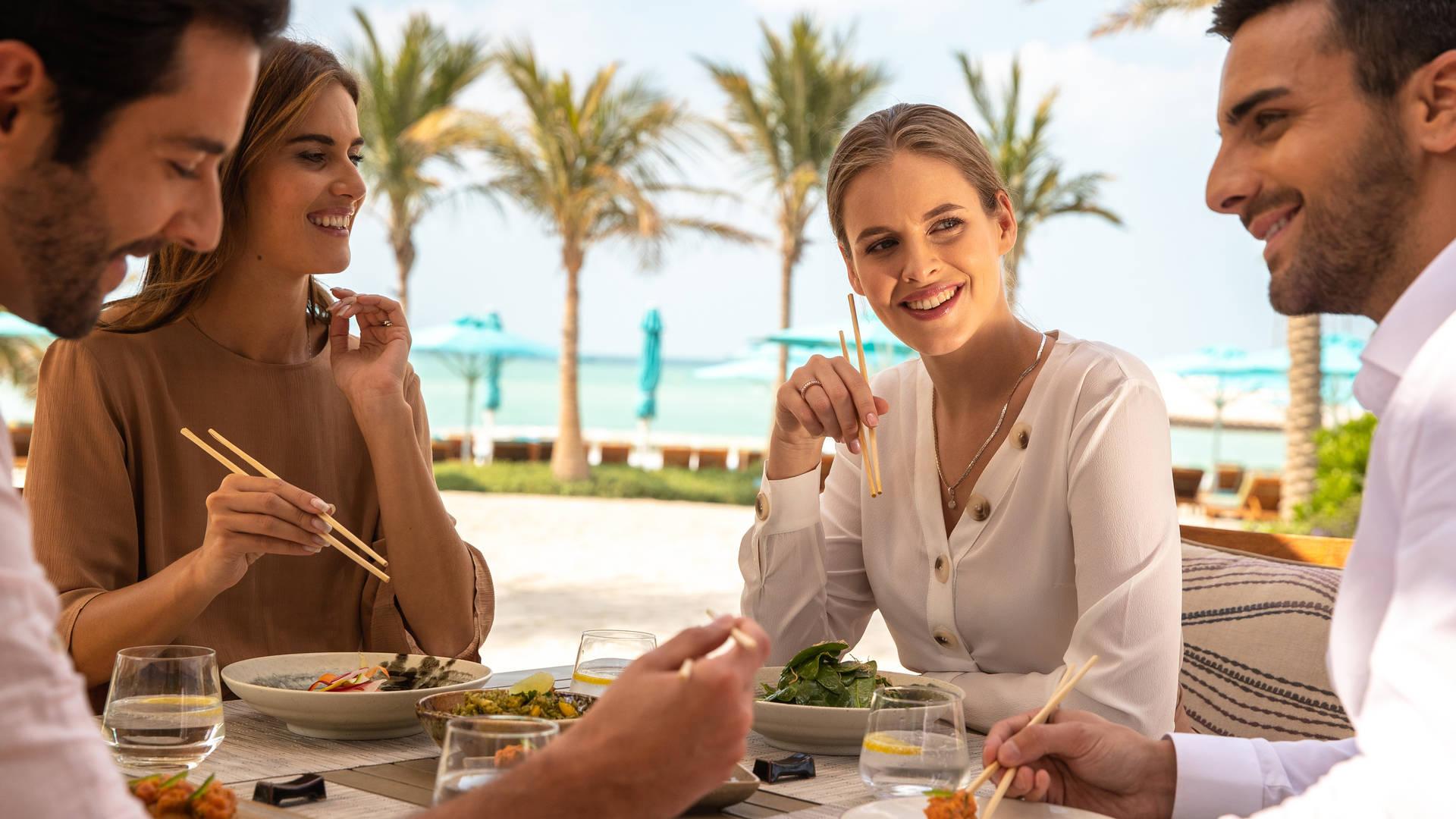 Al Naseem Beach Club Brunch