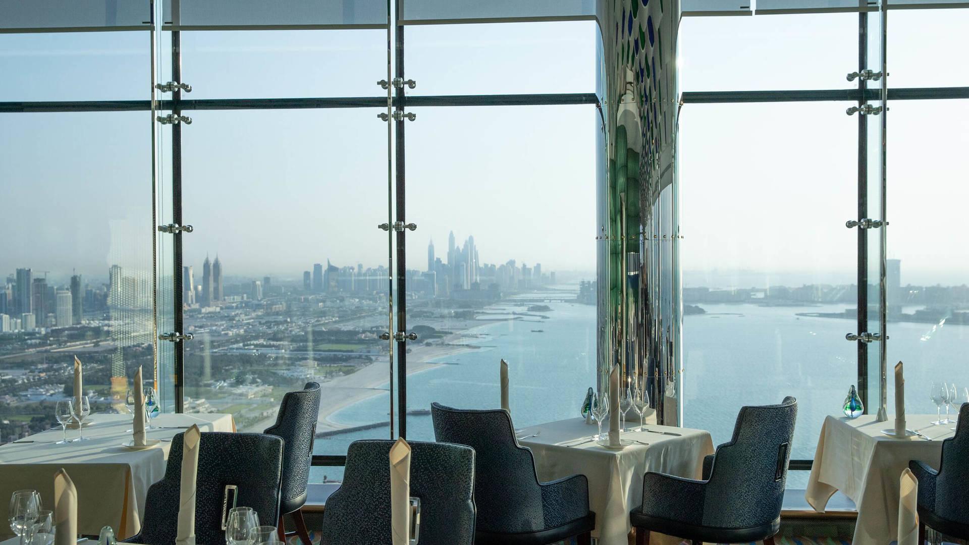 burj al arab best weekend brunches in Dubai