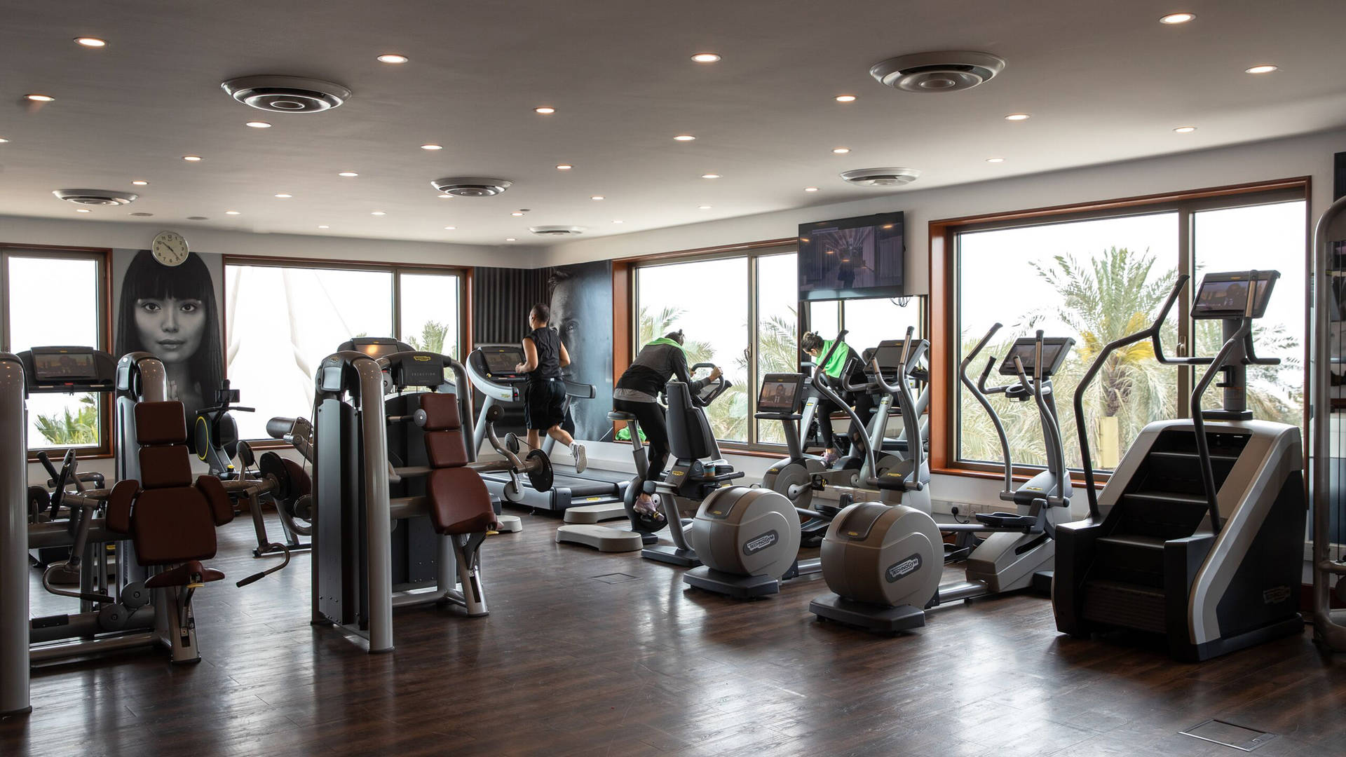 Bespoke workout routines Jumeirah