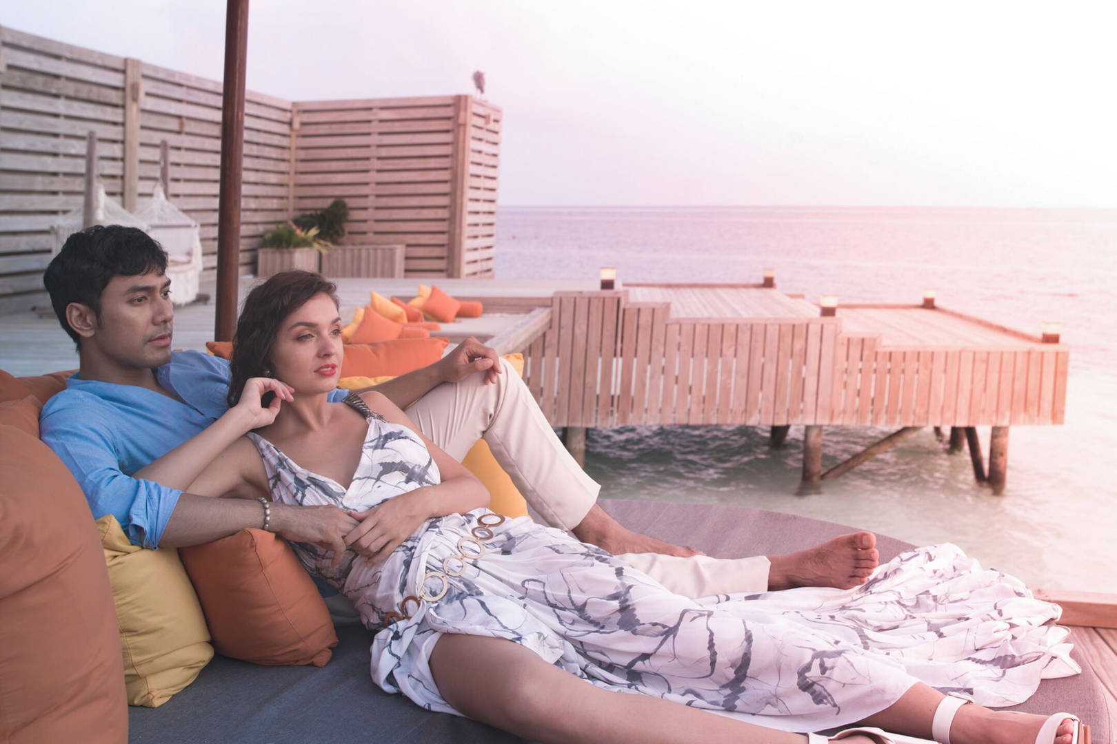Relaxing Sunset Wellness Benefits
