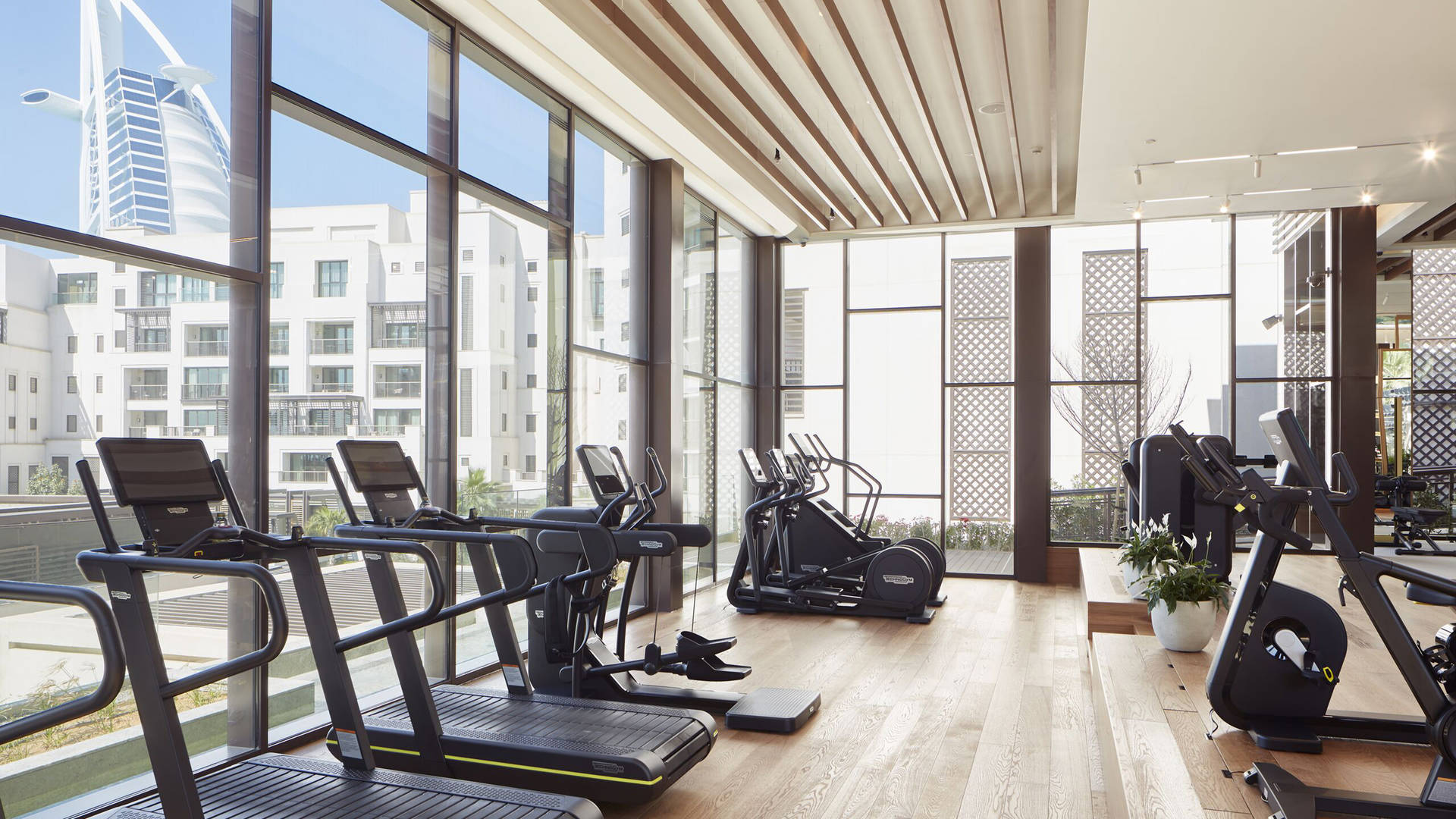 Jumeirah Al Naseem Talise Fitness Treadmills