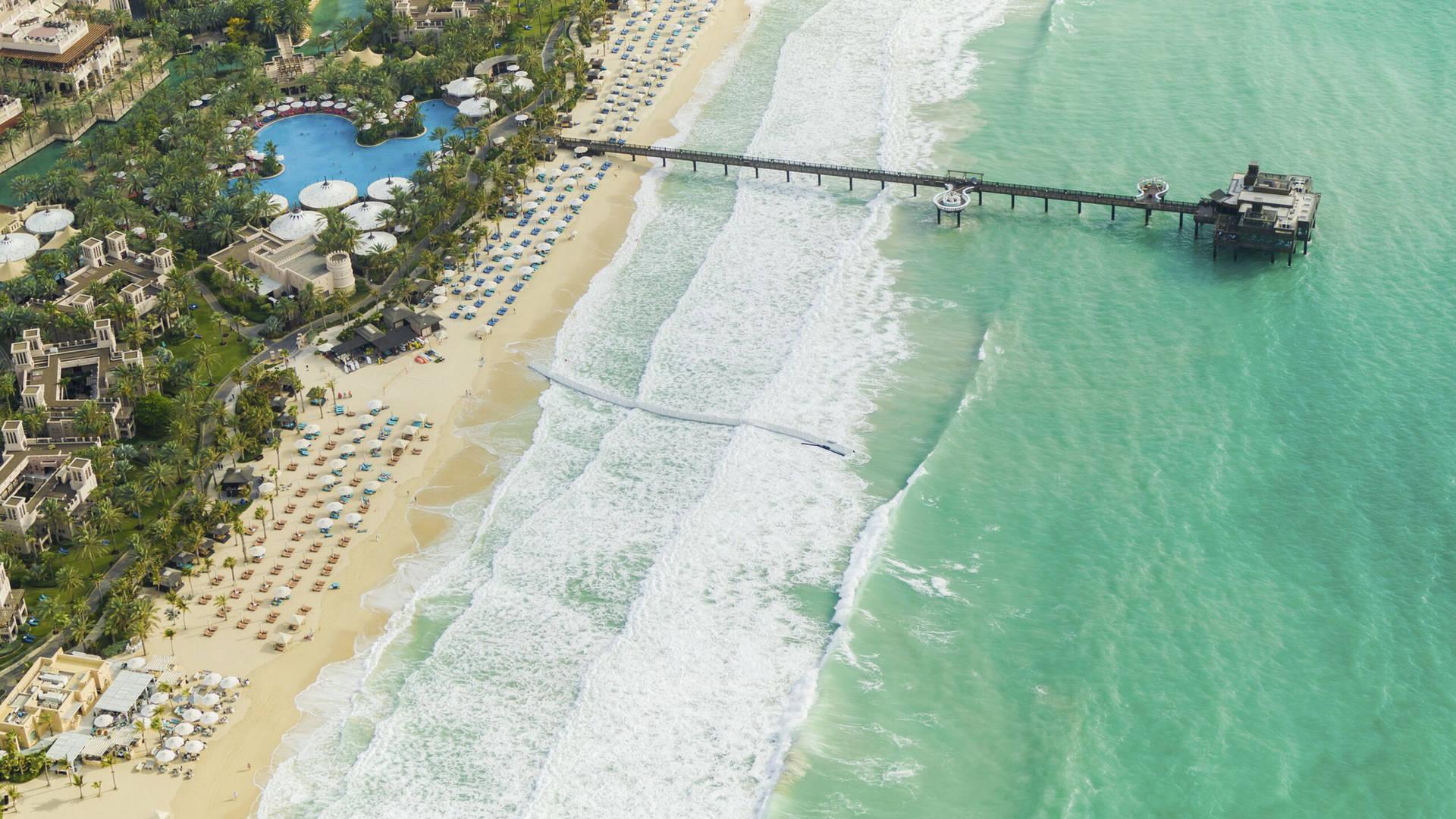 Jumeirah Al Qasr Jumeirah Dar Al Masyaf Private Beach