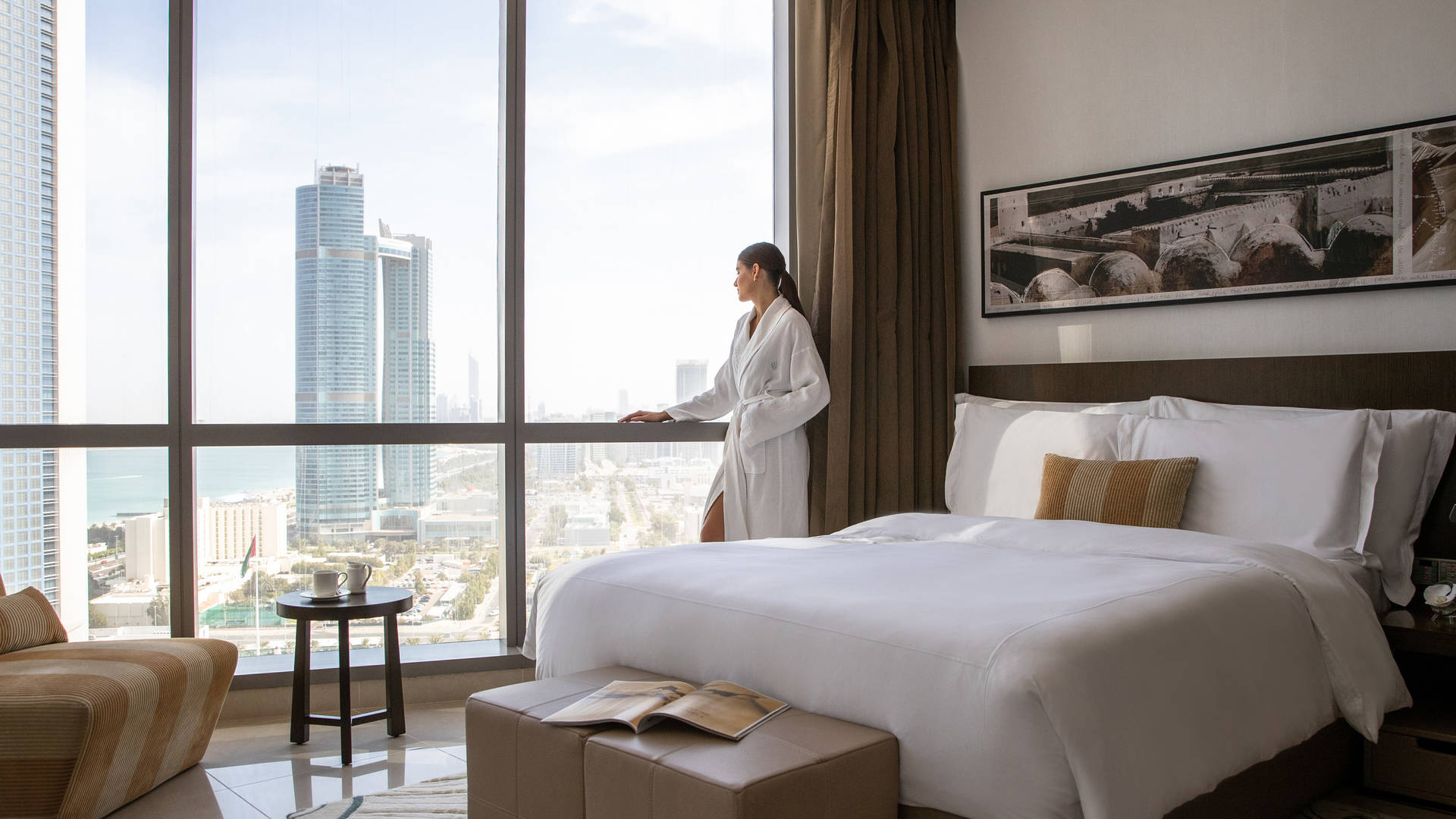 Complimentary nights with Jumeirah One
