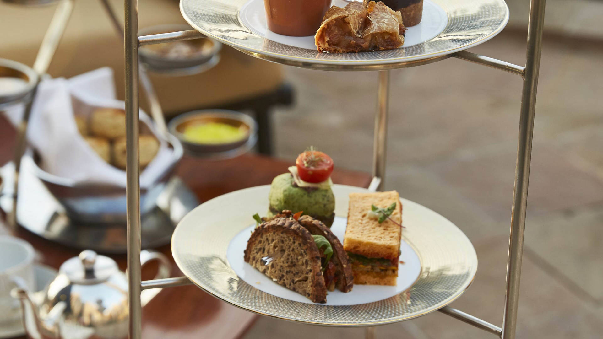 vegan afternoon tea 2019 food trends