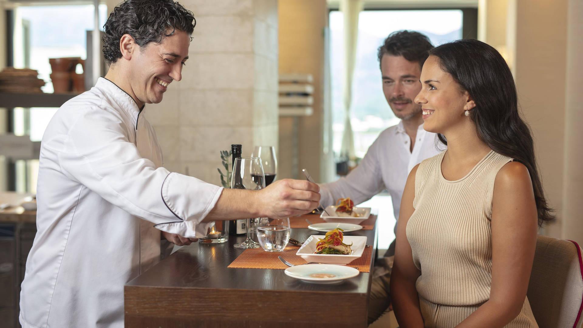 Jumeirah Port Soller dining