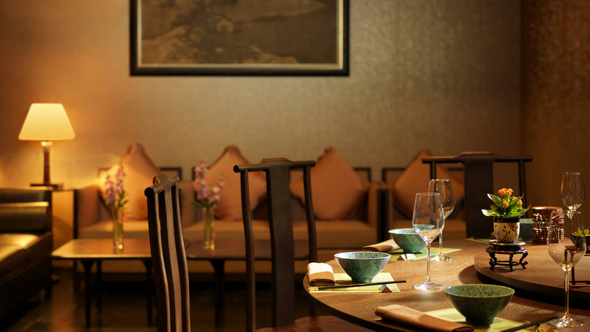 Jumeirah Himalayas Hotel dining