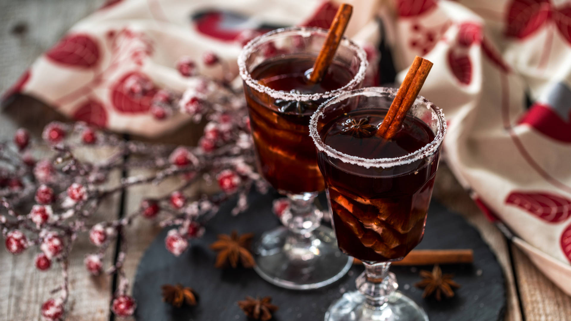 mulled wine german festive experience