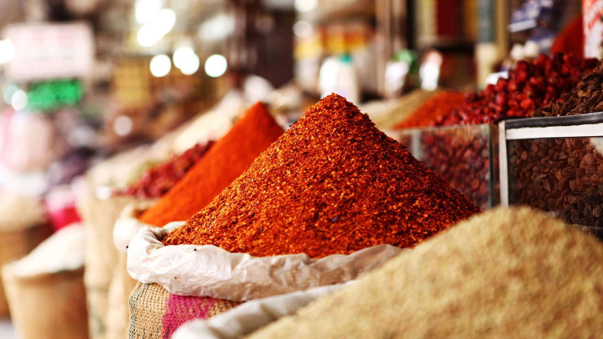 Spice market Kuwait