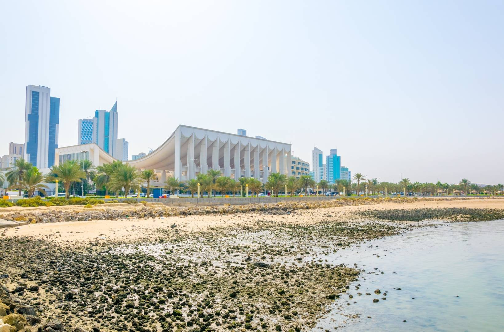 National Assembly Building in Kuwait