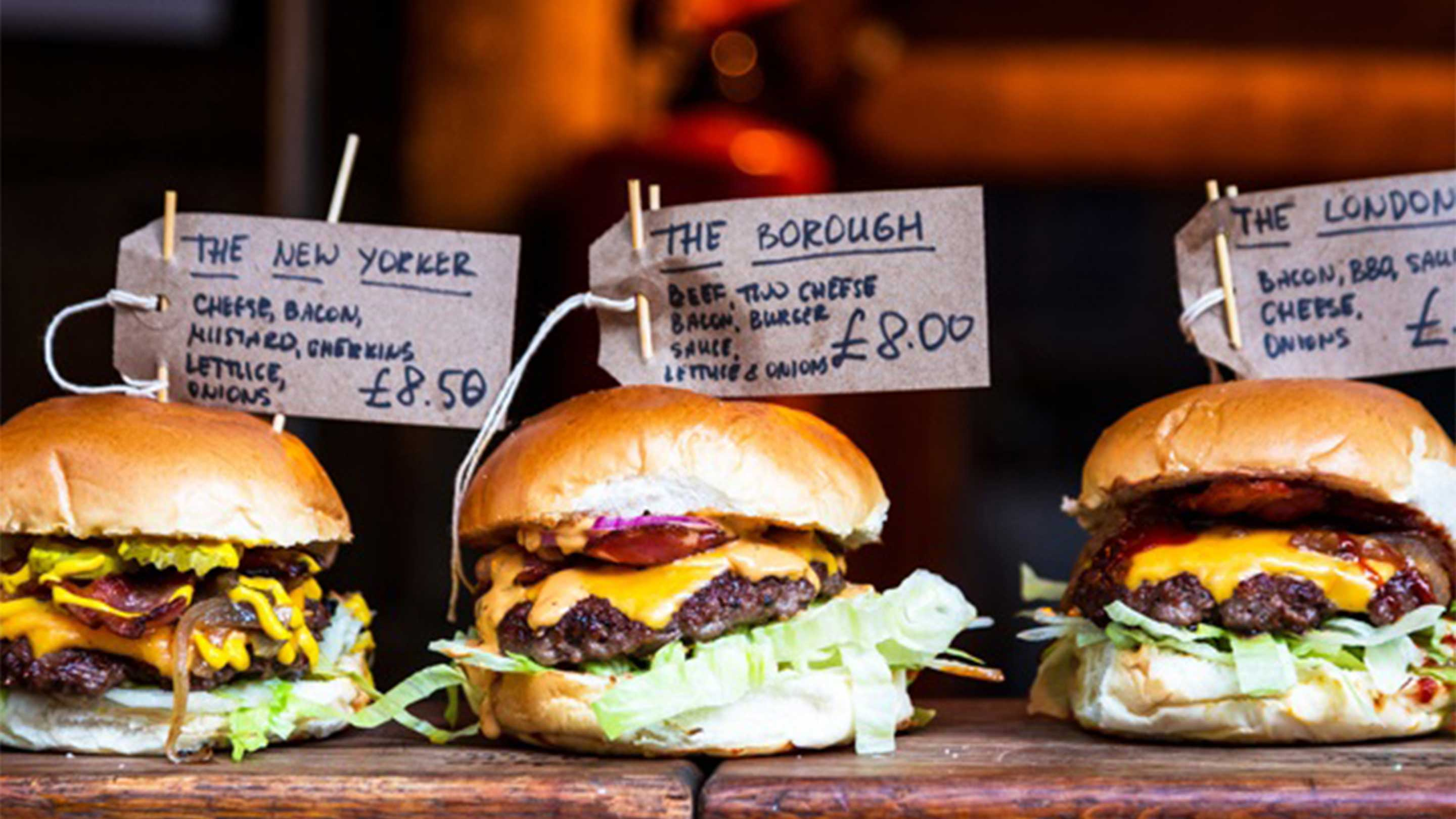The-Best-Places-to-Buy-Gourmet-Food-in-London-Borough-Market-Burgers