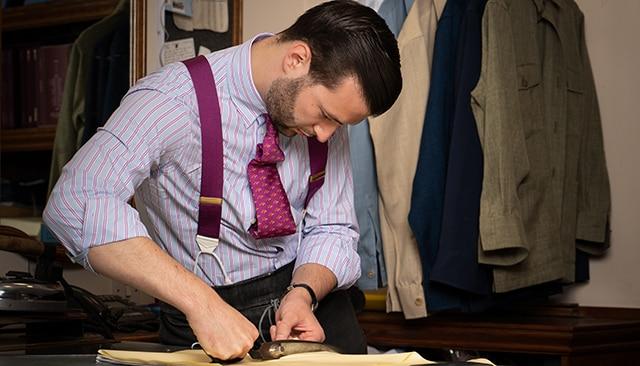 精致剪裁 如何像英国绅士一样着装