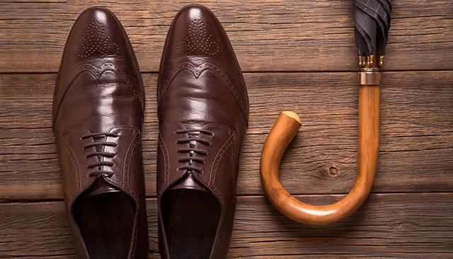 定制鞋履 如何像英国绅士一样着装