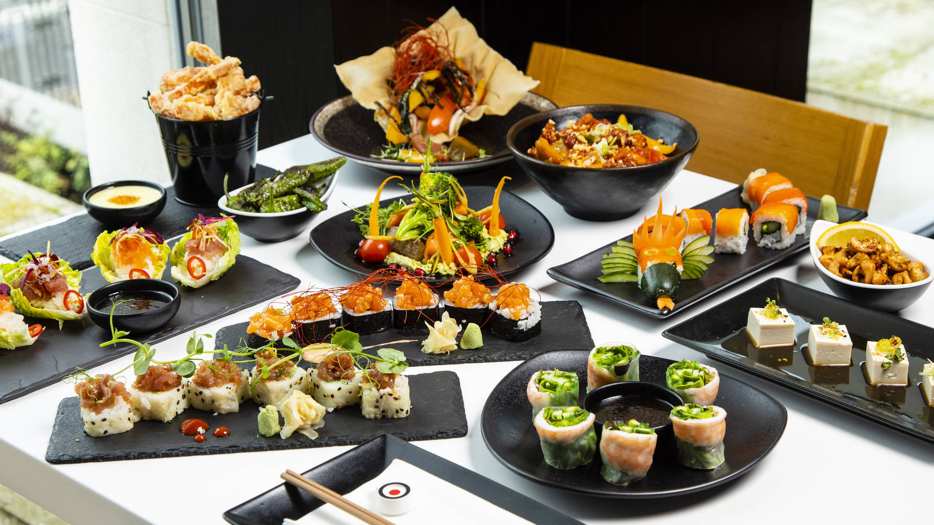 Inamo dining for families