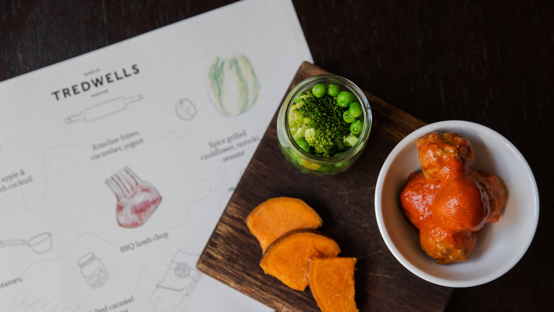 Tredwells London family friendly dining