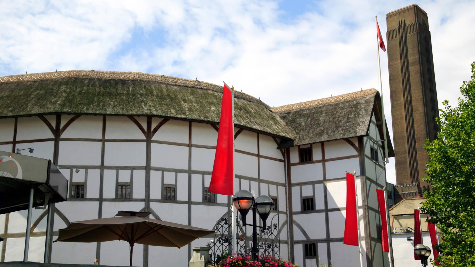 Shakespeare's Globe historic theatre London