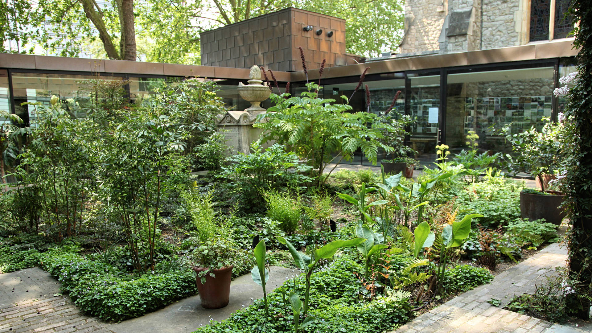 The Gardening Museum London Jumeirah
