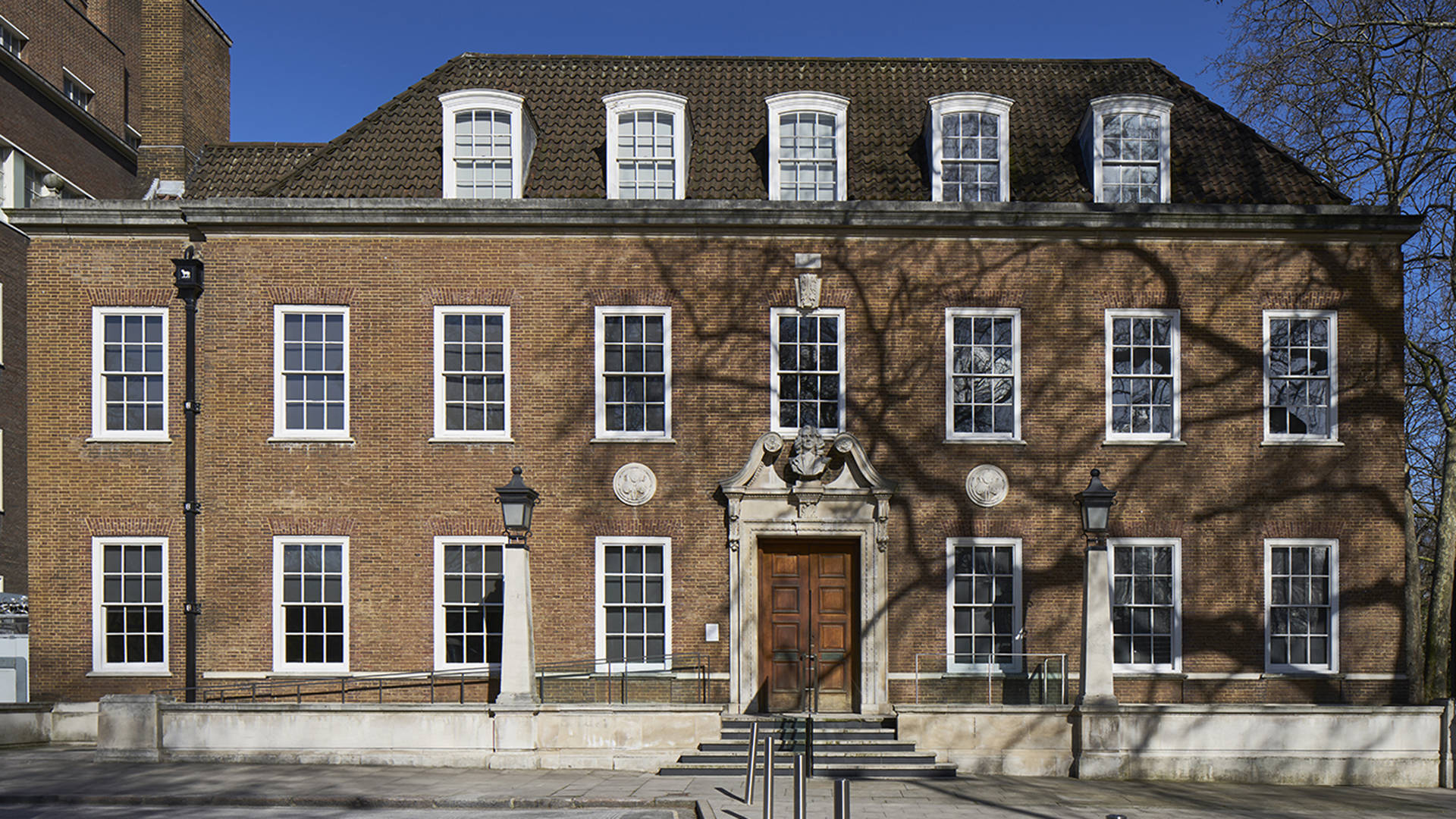 View of the Foundling Museum London Jumeirah