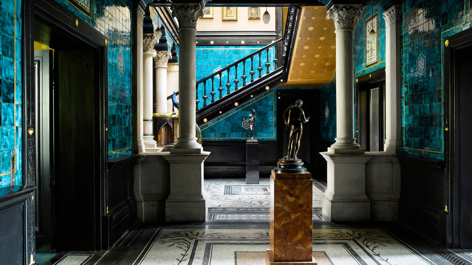 Narcissus Hall at the Leighton House Museum London Jumeirah