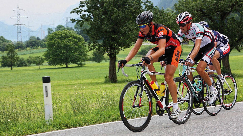 راكبو دراجات في مايوركا